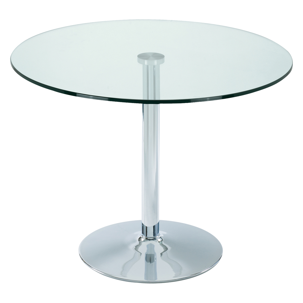 palermo dining table medium clear dwell