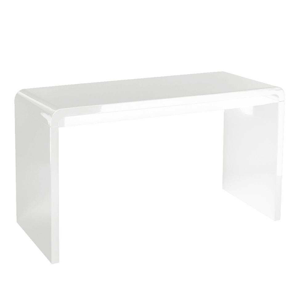 Hudson Desk White Dwell