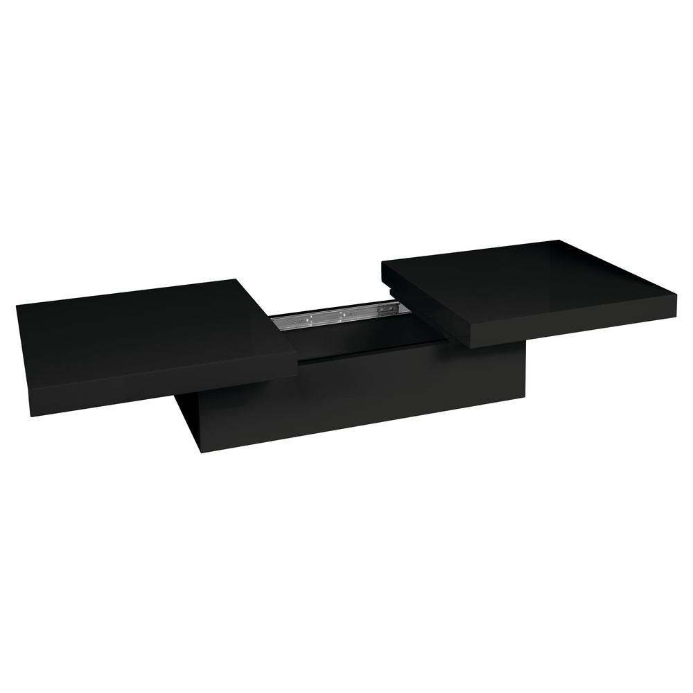 Modern furniture home accessories designer interior dwell Black coffee table