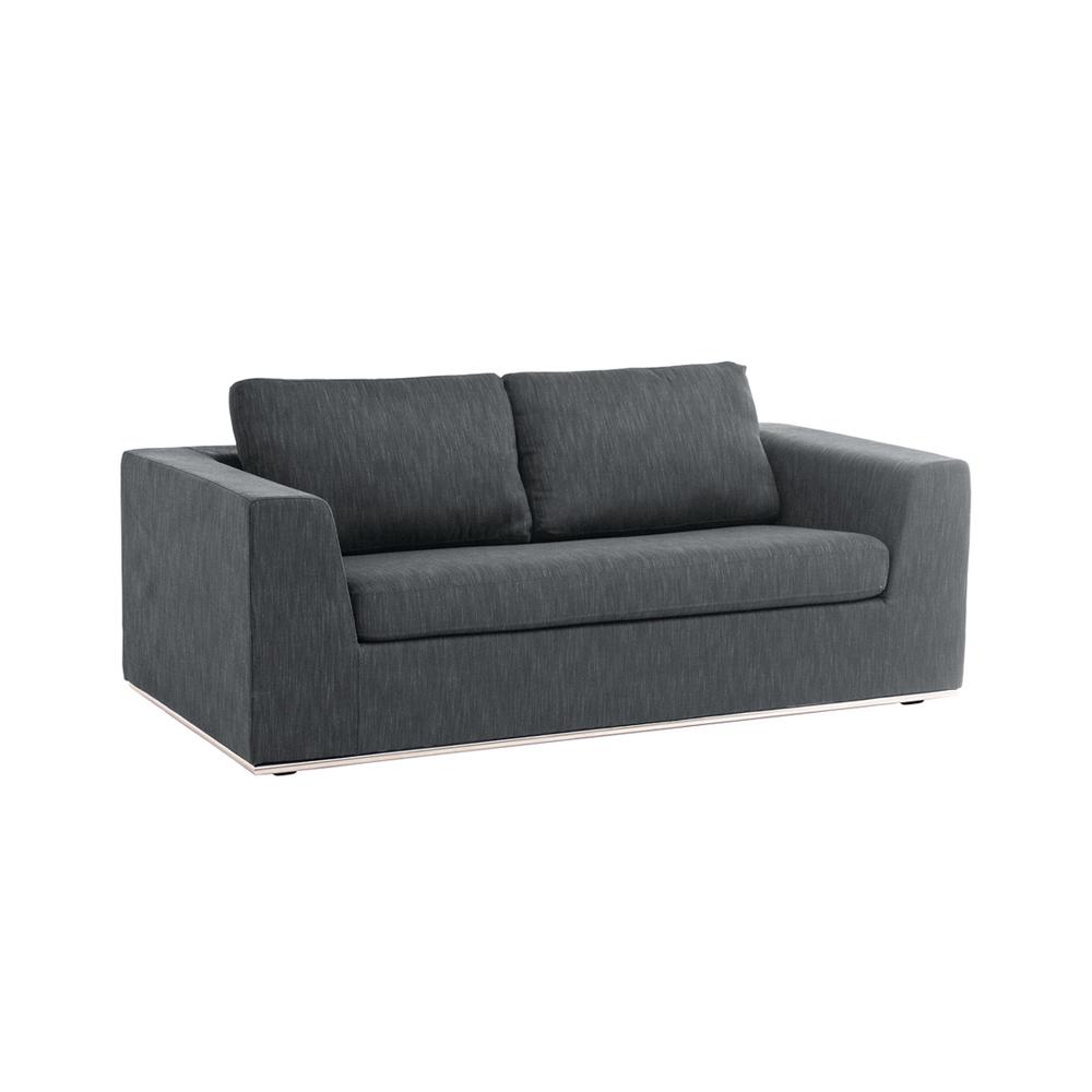 oban sofa bed grey dwell