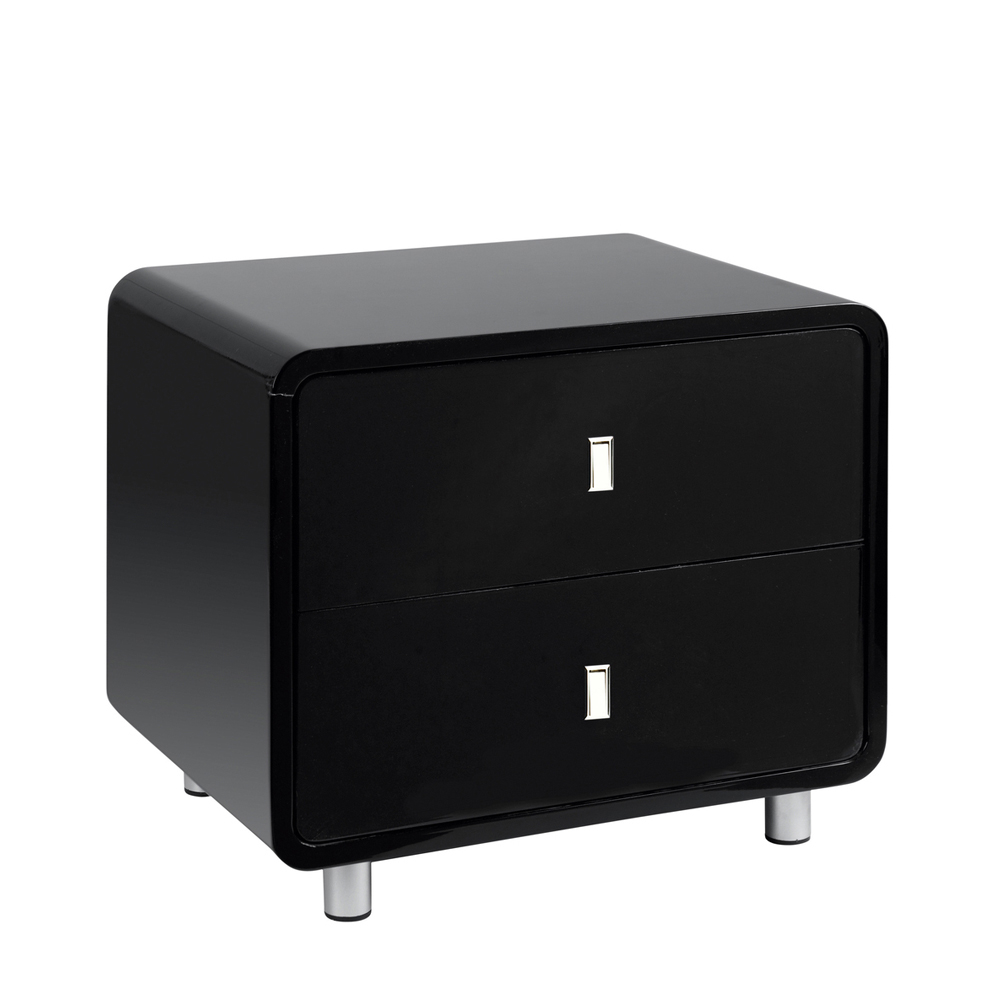 Black Bedside Tables 120