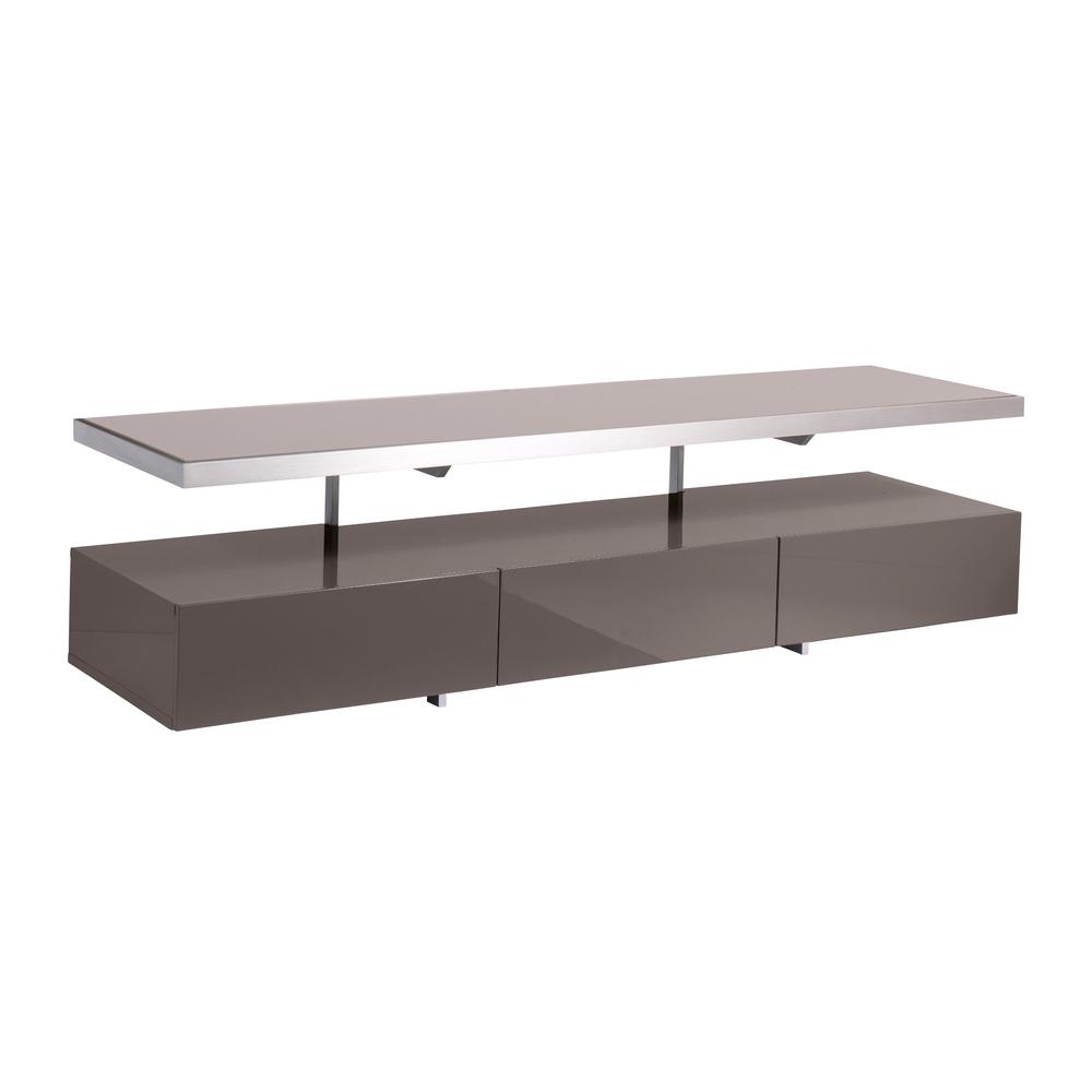 floating shelf tv unit stone dwell. Black Bedroom Furniture Sets. Home Design Ideas