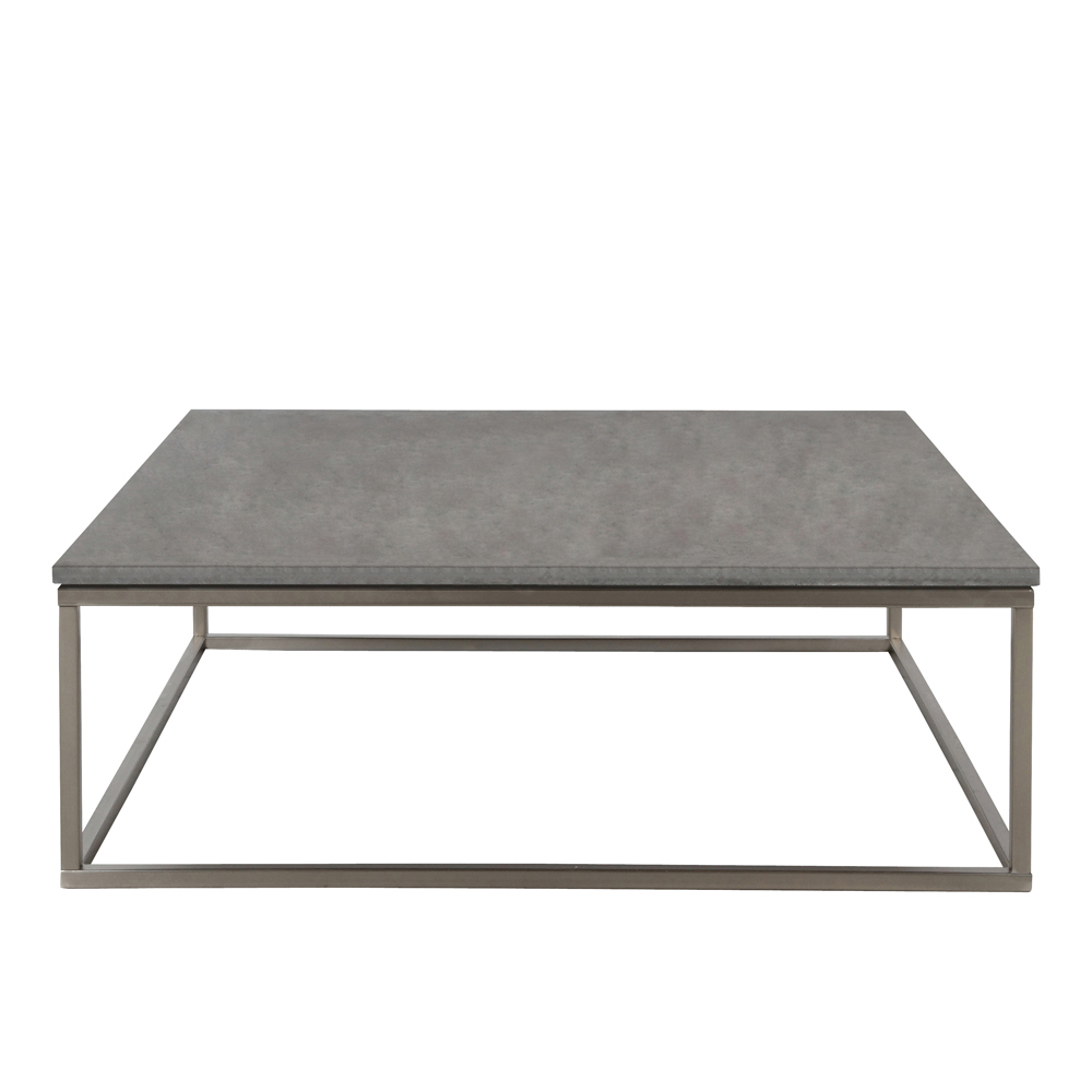 Marble top coffee table square dwell Coffee tables with marble tops