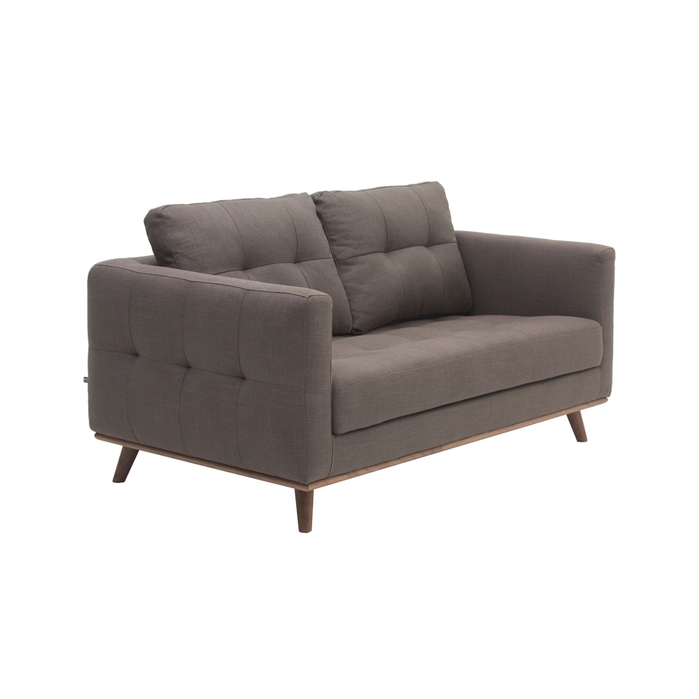 marseille two seater sofa grey dwell rh dwell co uk 2 seater grey sofa dfs 2 seater sofa grey uk