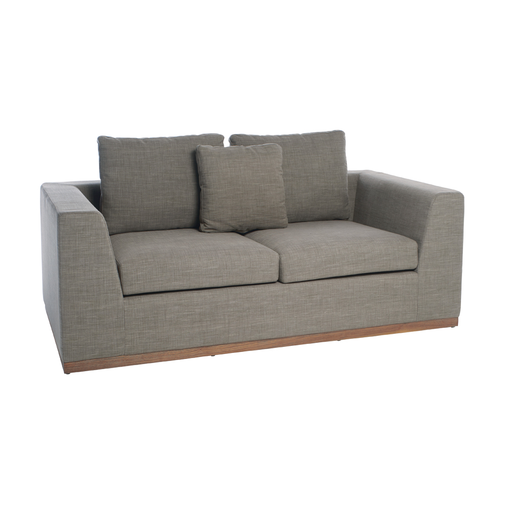 Seville Sofa Bed Two Seater Mocha Dwell