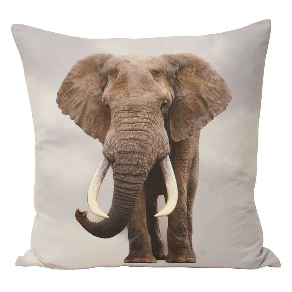 Elephant Cushion Dwell