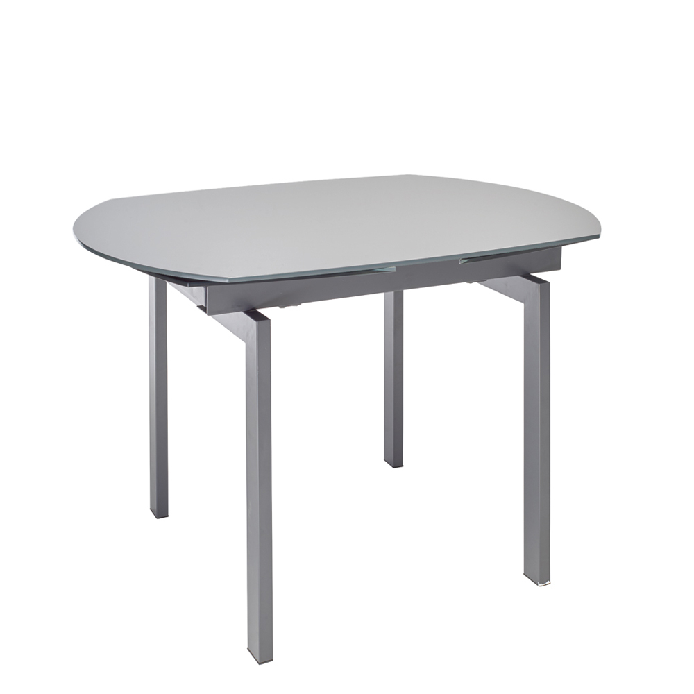 lexington extending dining table grey glass dwell : 1000 142990 from dwell.co.uk size 1000 x 1000 jpeg 106kB