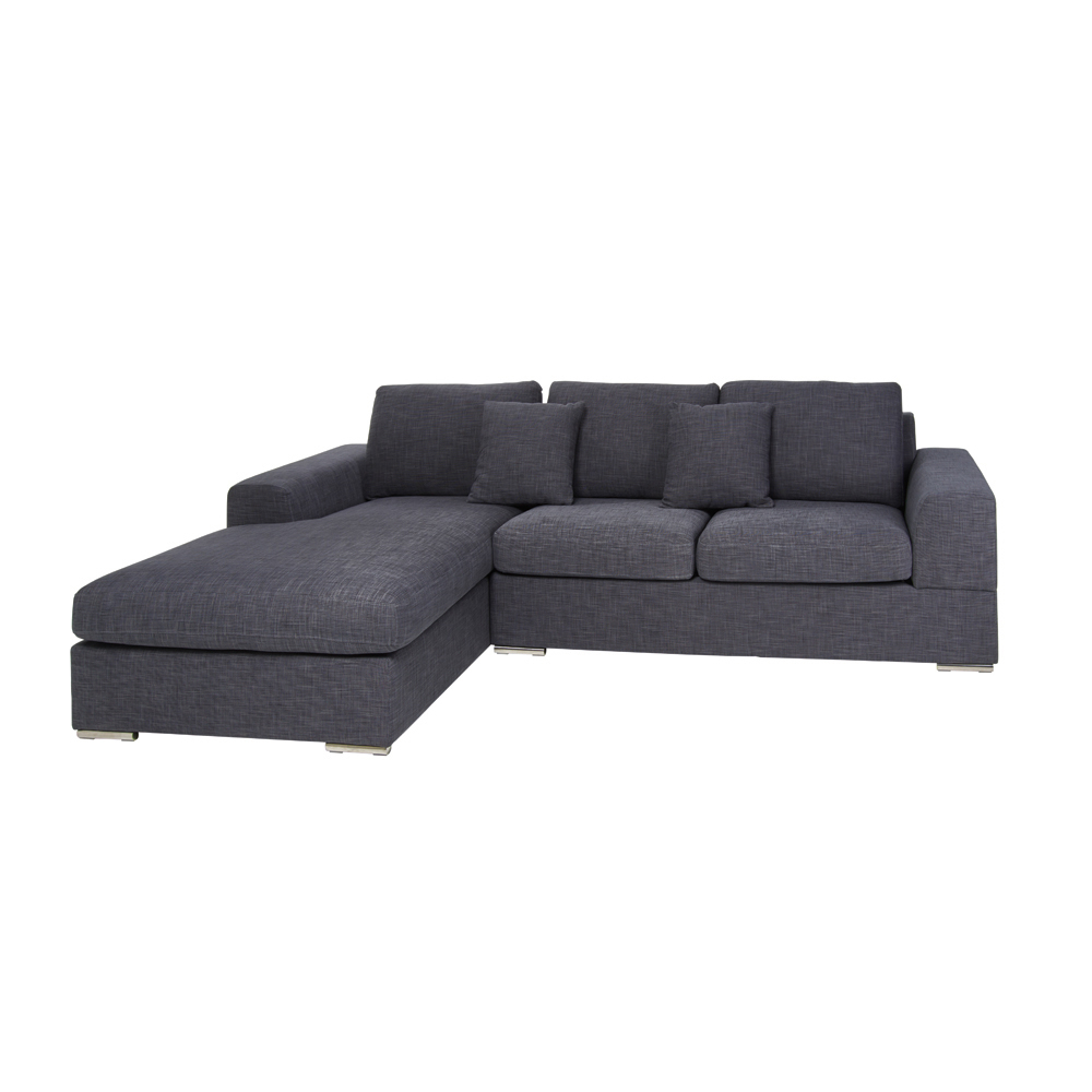 Verona left hand corner sofa bed slate. Loading zoom  sc 1 st  Dwell : corner sofa bed chaise - Sectionals, Sofas & Couches