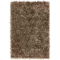 Spike rug large gunmetal