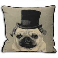 Top dog cushion