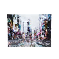 New York City times square art small