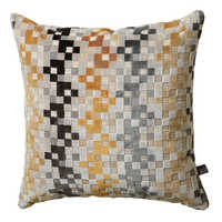 Pixel cushion yellow