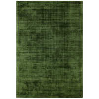 Lancet rug medium green