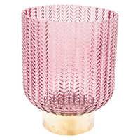 Florero vase pink