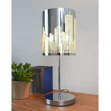 Cityscape table light