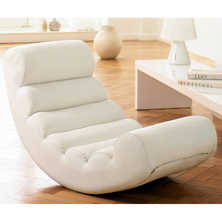 Ripple rocker extra large off white