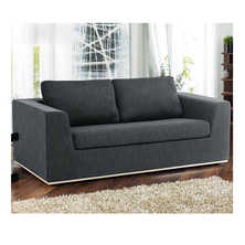 Oban sofa bed dark grey
