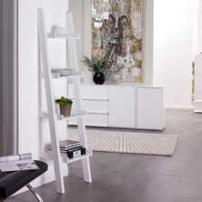 Escala shelf white