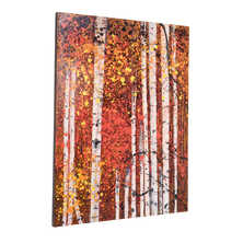 Trees canvas