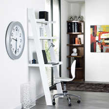 Escala desk white