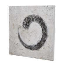 Circular canvas