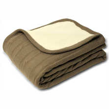 Hathaway throw taupe