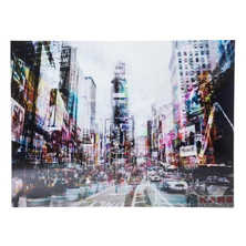 New York City times square art large