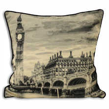 Big Ben cushion