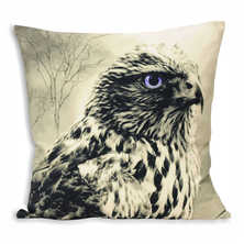 Eagle cushion