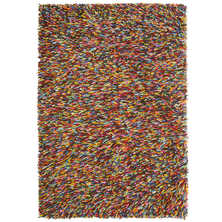 Reef multicolour rug large