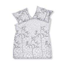 Branches duvet set with housewife pillowcase double