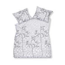 Branches duvet set with housewife pillowcase king