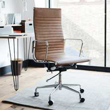 Nexus Tall Back Home Office Chair Tan