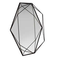 Giza wall mirror black