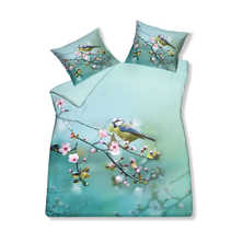 Blossom duvet set with housewife pillowcase king