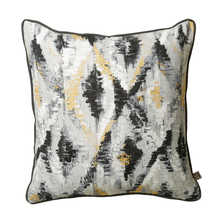 Paragon print cushion