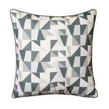 Edges cushion grey