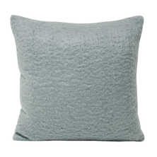 Soft cushion blue