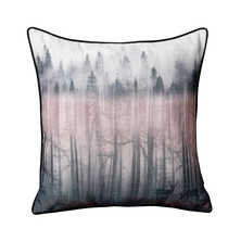 Forest cushion blush