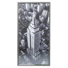 Empire state art