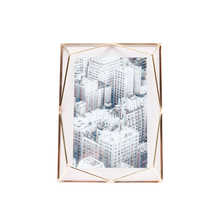 Cage picture frame Beige 10x15cm