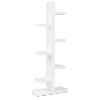 Branch shelving white