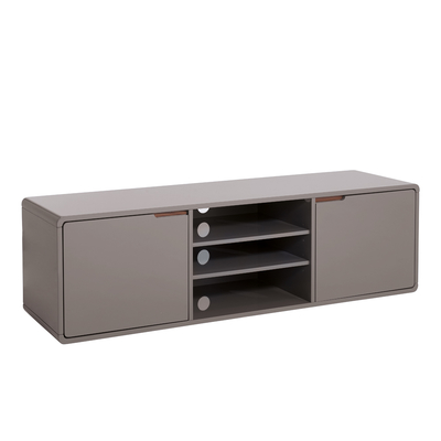 Basel TV unit stone