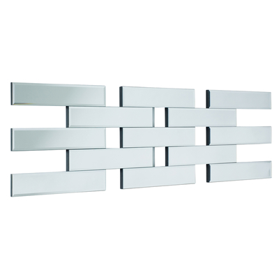 Links rectangular mirror