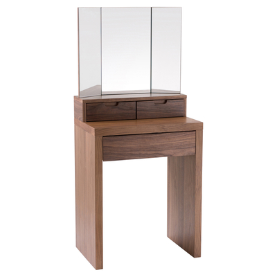Marilyn dressing table walnut