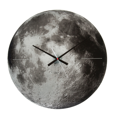 Moon clock large