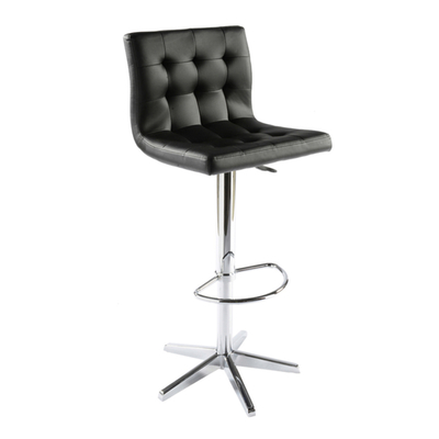 Hadley bar stool black