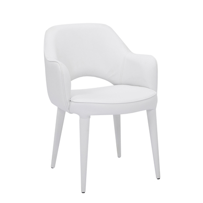 Lois dining chair white