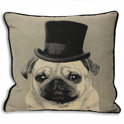 Top dog cushion