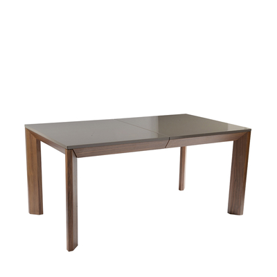 Panel extending 6-8 seater dining table